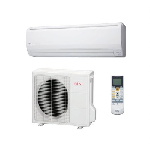 Fujitsu Air conditioning ASYG36LMTA Wall Mounted Heat Pump Inverter A+ (10Kw / 34000Btu) 240V~50Hz